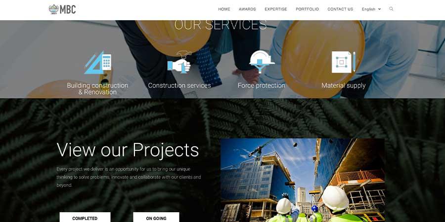 MBC: Construction Company (Kabul)