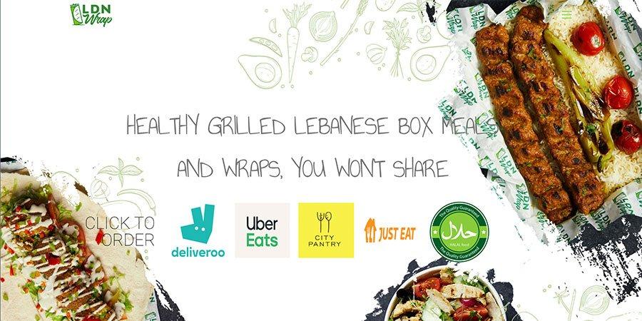 LDNWrap : Lebanese Fusion Cuisine(London)